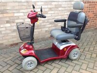 Kymco mobility scooter- a comfortable all-round scooter in good condition