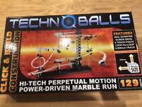 Technoballs - Make your own motorised marble run