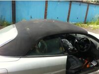 Mercedes clk w209 all parts available