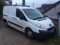 Peugeot Expert van for sale £1500ono. Good work van. Mot till jan 2019