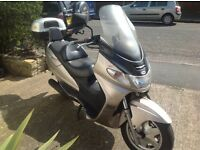 250 Suzuki Burgeman great condition for year