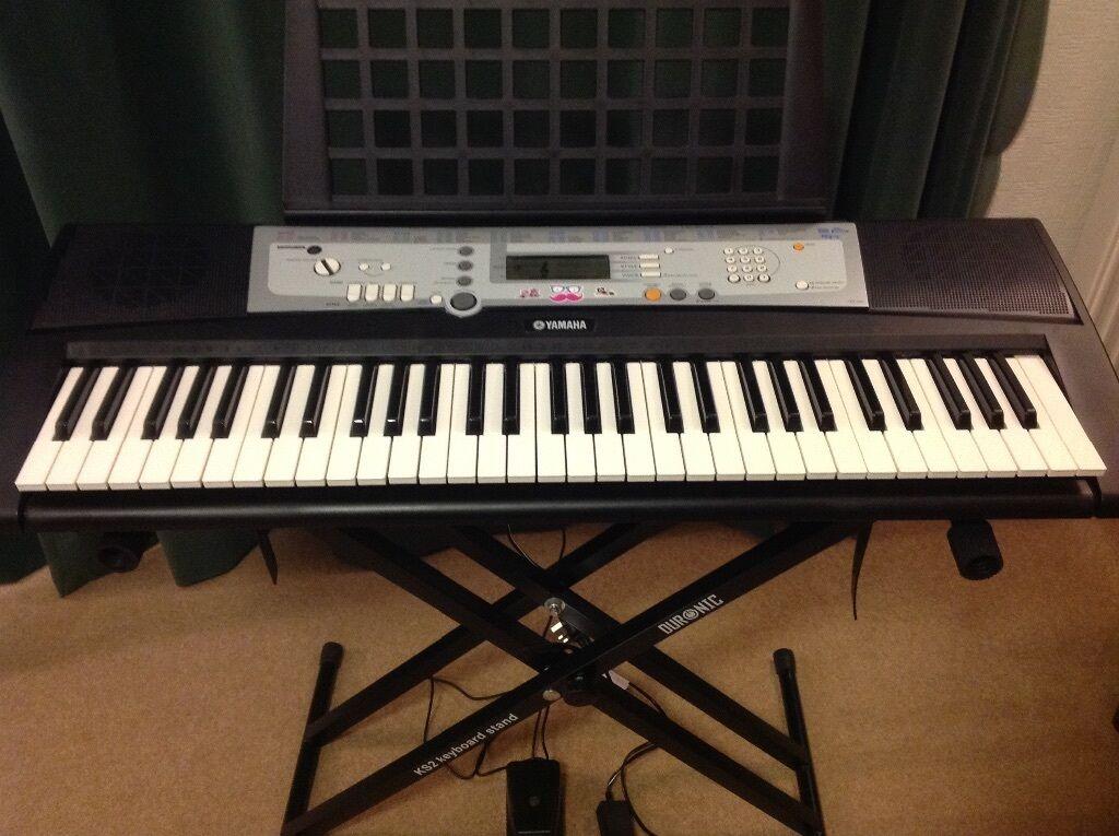 Yamaha Piano P Manual