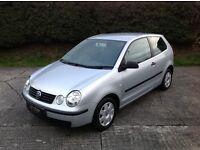 2005 VOLKSWAGEN POLO 1.4 TWIST 3 DOOR
