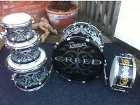 Premier Gen x drum kit 'CREED KIT'