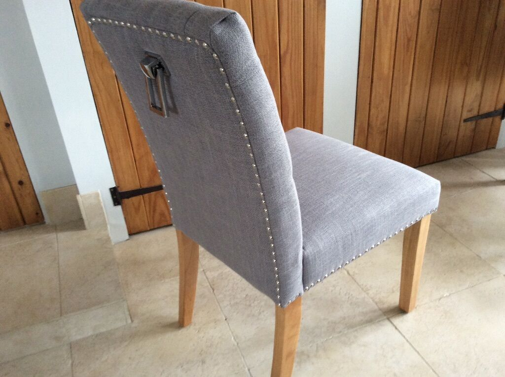 Dining chairs with studs and knocker four availableDining chairs with studs  and knocker four available in OngarDining Chairs Gumtree  8x Freedom Furniture Dining Chairs PU  . Dining Chairs Gumtree. Home Design Ideas