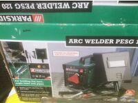 Arc welder pest 120 A1