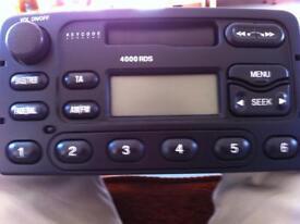 Car Radio Ford 4000 RDS