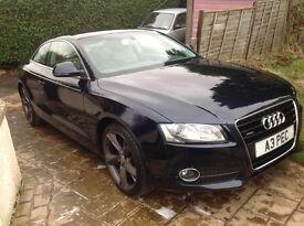 Audi A5 TDI Quattro 3L