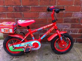 "Kids 12"" Halfords bike"
