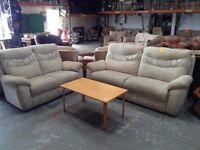 Modern 3&2 seater sofas