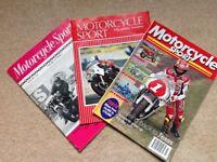 Motorcycle Sports Magazines