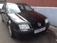 MEGA RELIABLE VW BORA WITH EXCELLENT SERVICE HISTORY TIMING BELT CHANGED GREAT TYRES GREAT MOTX!!!