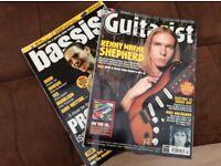 Guitarist & Bassist Magazines