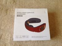 NECK MASSAGER 3 ELECTRODES PLUS BACK ATTACHMENT, BRAND NEW BOXED, £9
