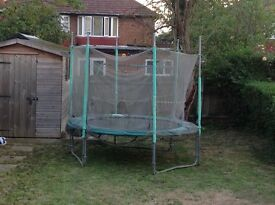 8 ft Trampoline -Free