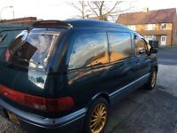 SOLD ...SOLD thanks for looking toyota lucida estima 2.2td 4x4 gold G 1994 m reg