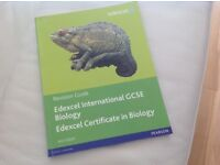 Edexcel International GCSE Biology Revision Guide with CD