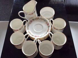 Paragon Belinda Porcelain Tea Set.
