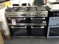 Leisure cuisine master range. RRP £1199. 12 month gtee