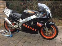 Race/track day Yamaha Yzf750 classic superbike