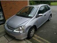 Cheap car honda civic quick sale offers n px welcom
