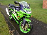 Kawasaki Ninja ZX6R G1 1998 600cc Totally Original