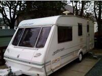 Abbyjetburgh 1999 caravan