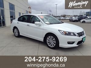 2014 Honda Accord EX-L, Low KMs, Remote Start, and more !