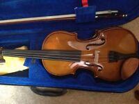 Half-size violin for sale