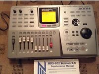 Zoom MultiTrak Recording Studio MRS-802 (with CD Drive)