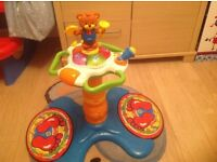 Vtech sing and dance tower with lights music
