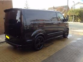 Ford Transit Custom Limited Sport (price includes VAT)