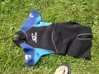 Kids Small Wetsuit