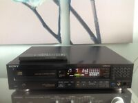 Sony CDP 970 cd player with remote.