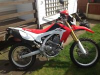 CRF 250 FOR SALE