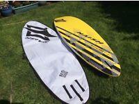 Naish Koncept 100 litre Windsurf board