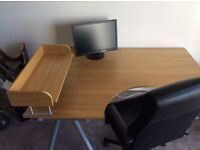 Large office desk (chair optional)