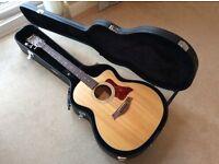 Taylor 214ce Electric/Acoustic Guitar