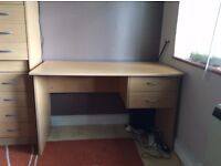 Great Simple Office Desk- *Can be Disassembled*