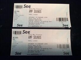 Annie Mac Presents AMP Sounds - Saturday 10th February