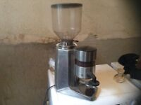 Commercial coffee grinder,£125.00