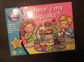 Orchard toys - where's my cupcake game