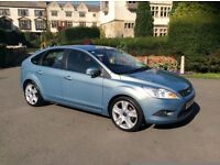 FORD FOCUS 58(59) PLATE 1.6 PATROL FACE LIFT FULL SERVICE HISTORY IMMACULATE CONDITION DRIVES GREAT