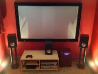 Stewart Firehawk Projection Screen Deluxe Fixed (High End)
