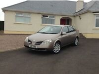 2004 Nissan Primera 2.2 dCi SX 5dr ++++ 90k family owned ++++