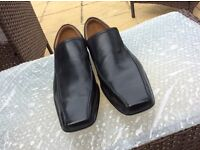 Men's Leather Clark casual shoes