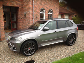 22 inch Mille Miglia Alloy wheels with fitted Hankook tyres