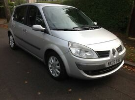 Renault Scenic 1.5 dCi Dynamique 5dr Man 2007 (07 Reg) - Twin Sunroofs Finance Arranged
