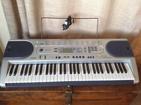 Casio LK-45 electric keyboard