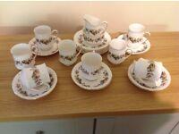 Vintage Royal Standard Lyndale English Tea/Coffee Set